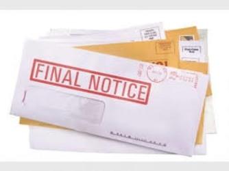Pre Termination Final Notices Disconnection Reconnection Legal Department – Municipality Council City of Johannesburg